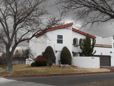 Albuquerque Attached For Sale: 11109 Briarwood Terrace NE