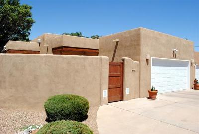 Albuquerque Single Family Home For Sale: 2705 Rio Grande Boulevard NW