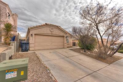 Albuquerque Single Family Home For Sale: 10508 Taurus Court NW