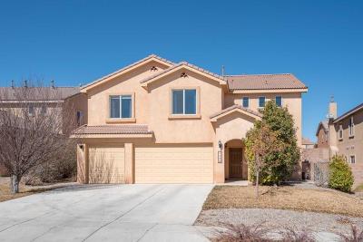 Albuquerque NM Single Family Home For Sale: $292,000