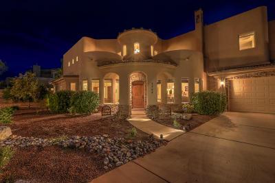 Albuquerque NM Single Family Home For Sale: $800,000