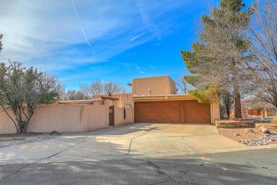 Albuquerque NM Single Family Home For Sale: $459,000