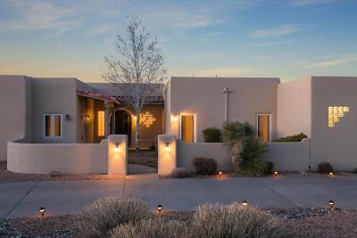 Single Family Home For Sale: 9215 Ventura Street NE