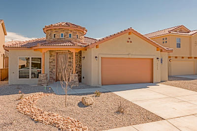 Albuquerque Single Family Home For Sale: 8628 Sol Vita Court NE