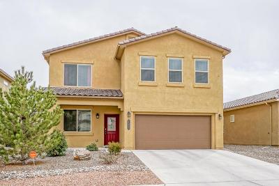Albuquerque, Rio Rancho Single Family Home For Sale: 7203 Wasilla Drive NE