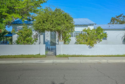 Albuquerque Single Family Home Active Under Contract - Short : 4101 Los Tomases Drive NW