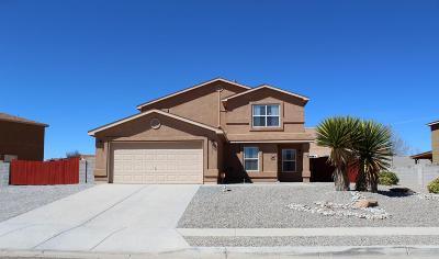 Albuquerque, Rio Rancho Single Family Home For Sale: 5021 Sundance Drive NE