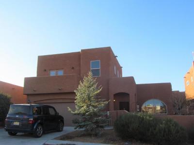 Albuquerque Single Family Home Active Under Contract - Short : 8420 Desert Sunrise Road NE