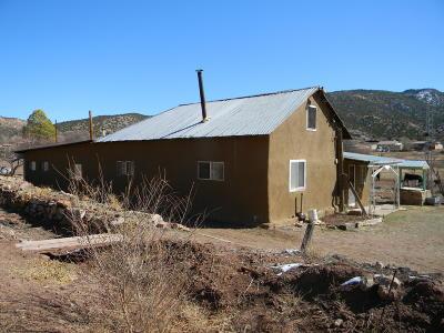 Sandoval County Farm & Ranch For Sale: 279 San Juan Road