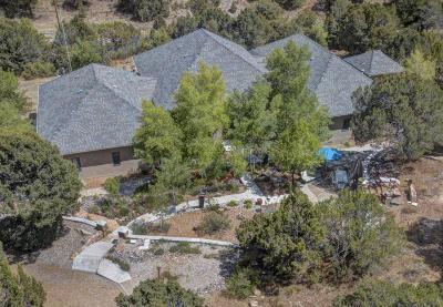 Tijeras Single Family Home For Sale: 1 Camino Del Senador
