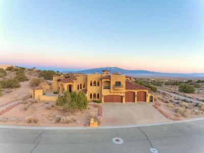 Rio Rancho Single Family Home For Sale: 5800 Ridgeline Place NE