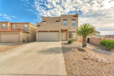 Albuquerque Single Family Home For Sale: 8104 Sleeping Bear Drive NW
