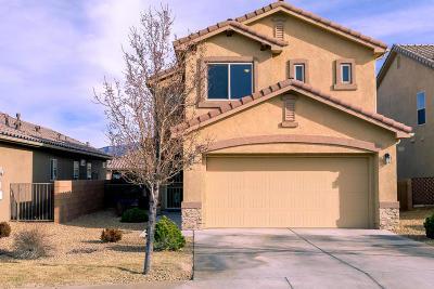 Bernalillo Single Family Home For Sale: 716 Palo Duro Drive