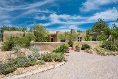 Corrales Single Family Home For Sale: 306 Los Manzanos Road