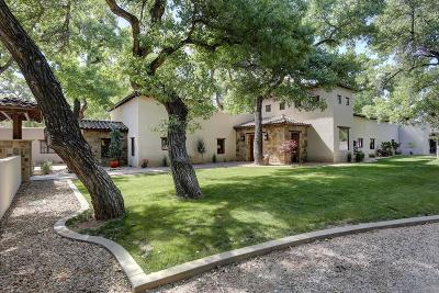 Corrales Single Family Home For Sale: 440 Chaparral Lane