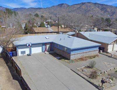 Albuquerque Single Family Home For Sale: 2904 Tahiti Court NE