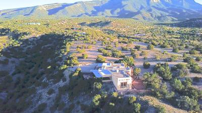 Placitas Single Family Home For Sale: 29 Pinon Lane