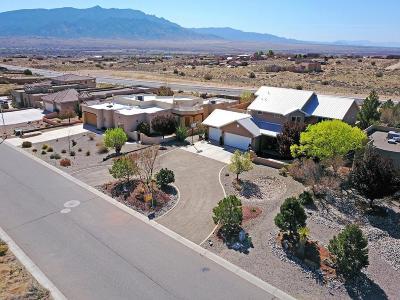 Rio Rancho Single Family Home For Sale: 6620 Kalgan Road NE