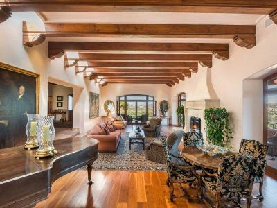 Santa Fe County Single Family Home For Sale: 224 Headquarters Trail