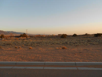 Rio Rancho Residential Lots & Land For Sale: 6401 Magdalena NE