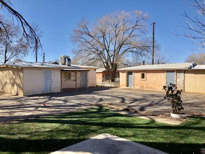 Albuquerque NM Single Family Home For Sale: $50,000