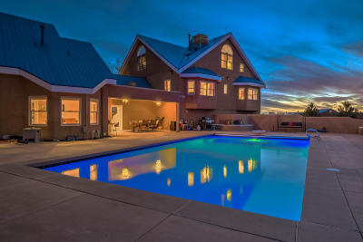 Albuquerque Single Family Home For Sale: 11405 Signal Avenue NE