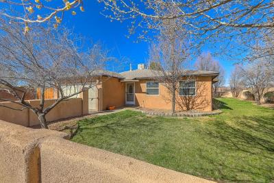 Corrales Single Family Home For Sale: 151 Orchard Lane