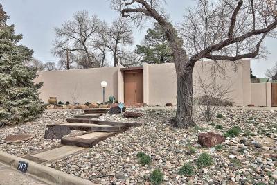 Single Family Home For Sale: 912 Poco Cerro Court SE