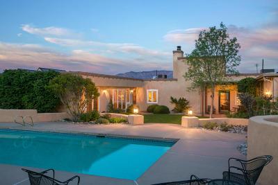 Albuquerque Single Family Home For Sale: 6419 Camino Del Arrebol NW