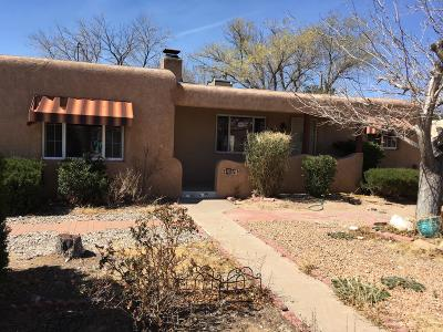 Albuquerque NM Single Family Home For Sale: $199,500