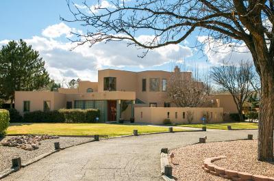 Albuquerque Single Family Home For Sale: 3401 Avenida Charada NW