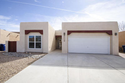 Albuquerque Single Family Home For Sale: 10109 Arroyo Crest Drive NW