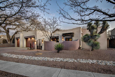 Albuquerque Single Family Home For Sale: 2800 Aloysia Lane NW