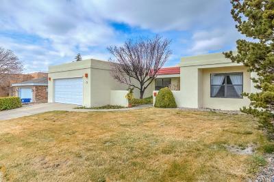 Single Family Home For Sale: 9115 Meriwether Avenue NE
