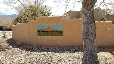 Bernalillo Residential Lots & Land For Sale: 455 Avenida C De Baca