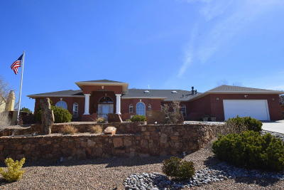 Albuquerque Single Family Home For Sale: 1704 Conestoga Drive SE