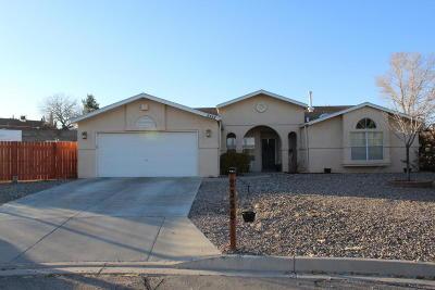 Rio Rancho NM Single Family Home For Sale: $199,999