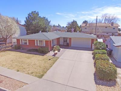 Single Family Home For Sale: 9124 La Barranca Avenue NE