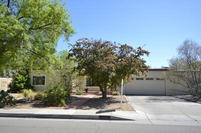 Albuquerque Single Family Home For Sale: 1625 Los Alamos Avenue SW