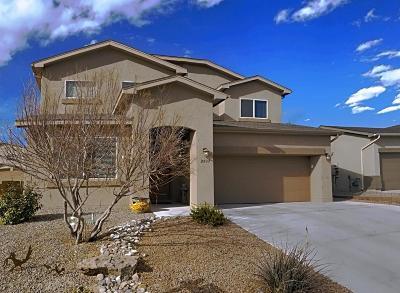 Rio Rancho NM Single Family Home For Sale: $329,000