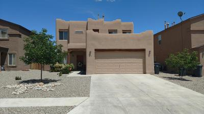 Rio Rancho NM Single Family Home For Sale: $214,990