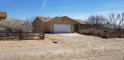 Rio Rancho Single Family Home For Sale: 36 1st Street NE