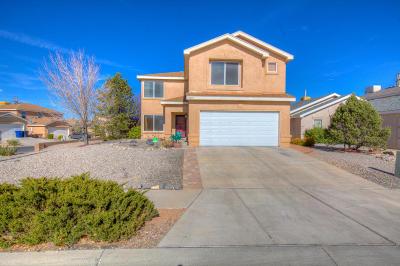Albuquerque NM Single Family Home For Sale: $225,000