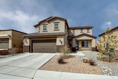 Rio Rancho NM Single Family Home For Sale: $369,000