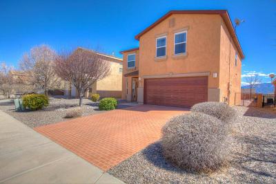 Rio Rancho Single Family Home For Sale: 5724 Cibola Drive NE