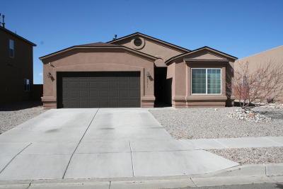 Rio Rancho NM Single Family Home For Sale: $189,900