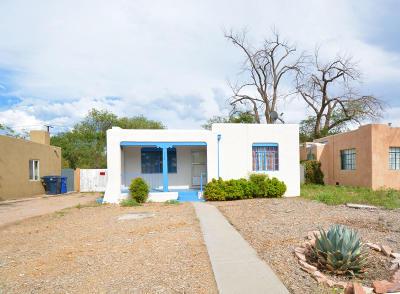 Albuquerque NM Single Family Home For Sale: $209,000