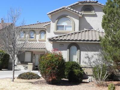 Albuquerque NM Single Family Home For Sale: $315,000