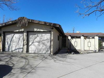 Albuquerque NM Single Family Home For Sale: $90,000