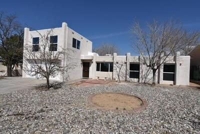 Single Family Home For Sale: 7309 Christy Avenue NE